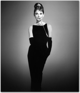 Hepburn Famous-Little-Black-Dresses