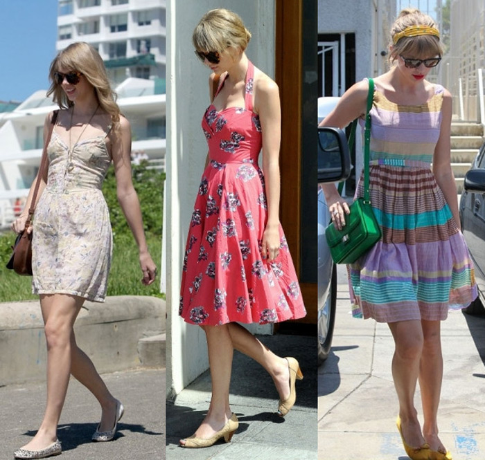 taylor-swift-casual-dresses