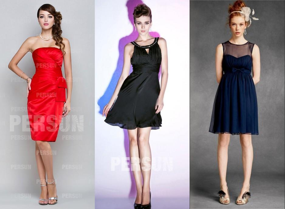 short evening dresses for petite girls