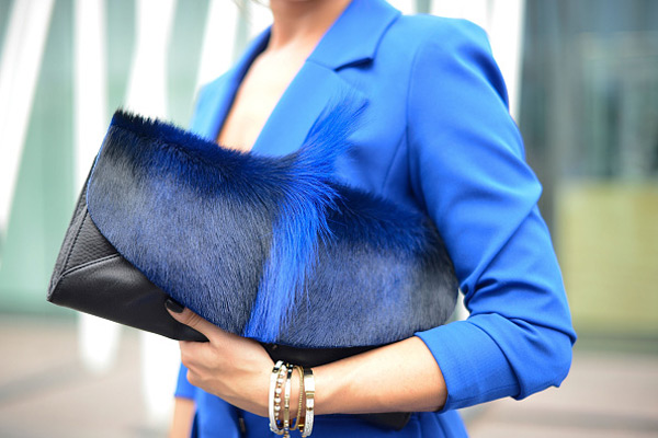 feather handbag-for-party