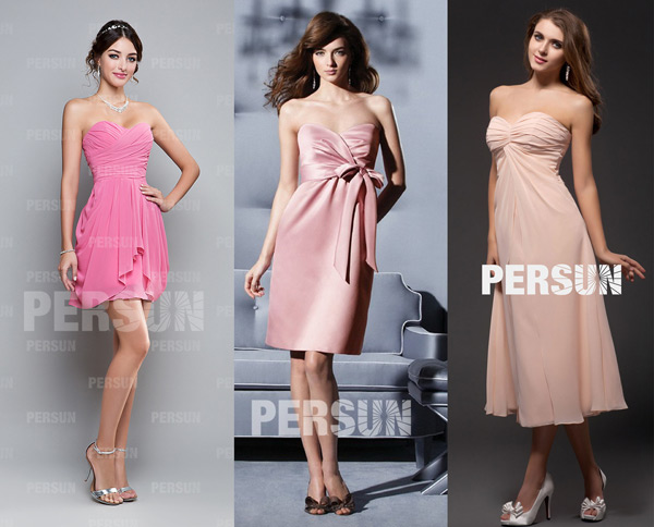 pink-bridesmaid-gowns-UK-2015