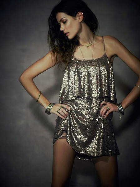 sequins prom gown for summer