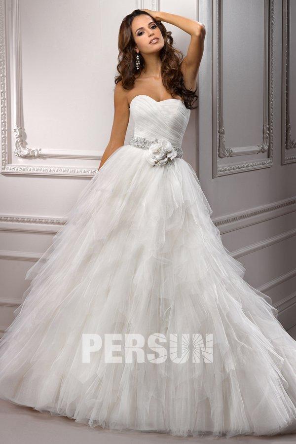 A Line Wedding Dresses 2015