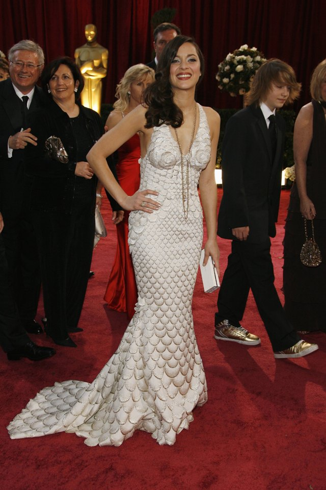 Marion Cotillard  80th Annual Academy Awards