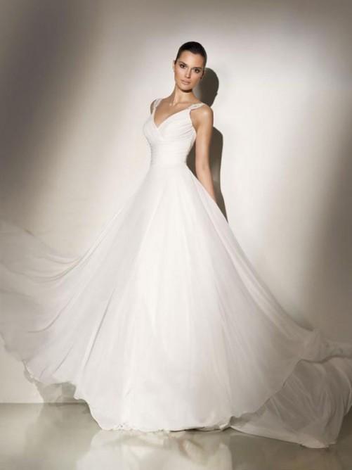 chiffon Wedding Dresses Australia
