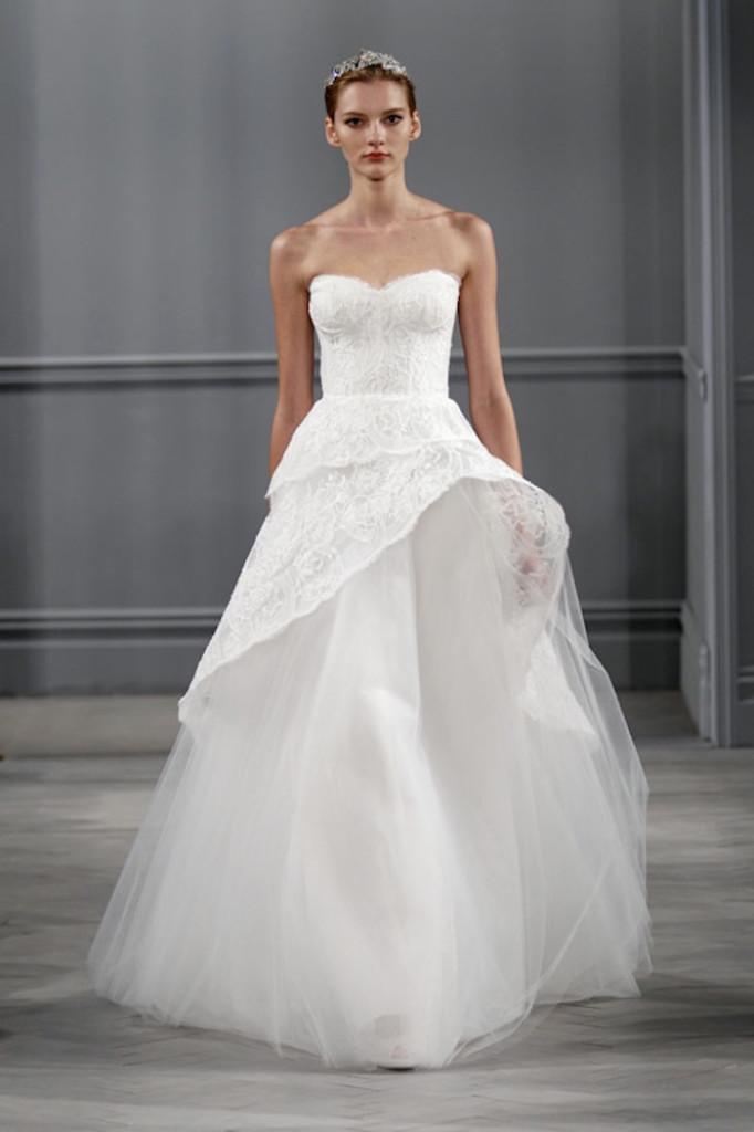 strapless Wedding Dresses UK