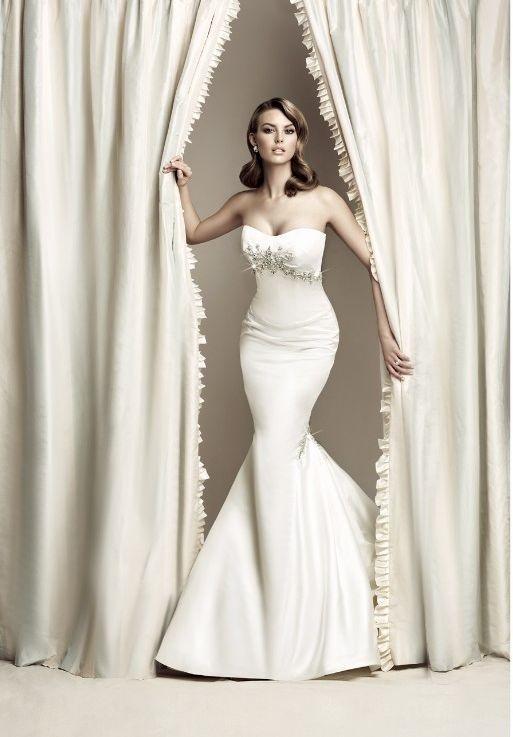 cheap mermaid Wedding Dresses