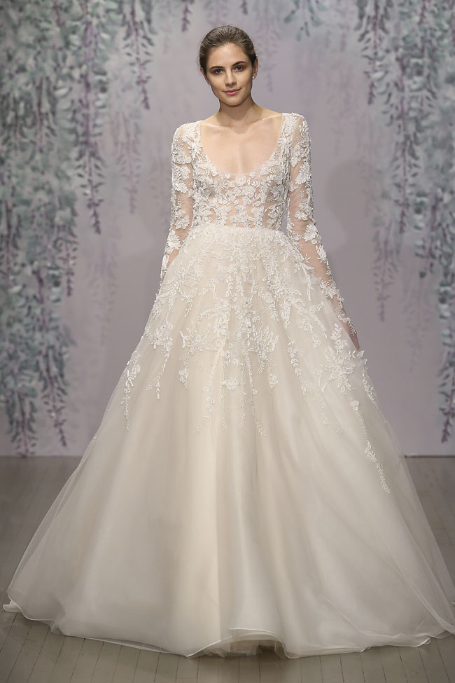 Vestito-da-sposa-2016-maniche-lunghe-collezione-autunno-Monique-Lhuillier